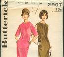 Butterick 2997