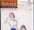 Butterick 6453