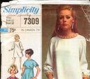 Simplicity 7309