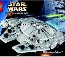 4488 MINI Millennium Falcon