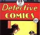Detective Comics Vol 1 21