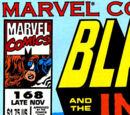 Marvel Comics Presents Vol 1 168