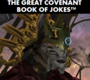 Gruntipedia fun: Great Covenant Book of Jokes