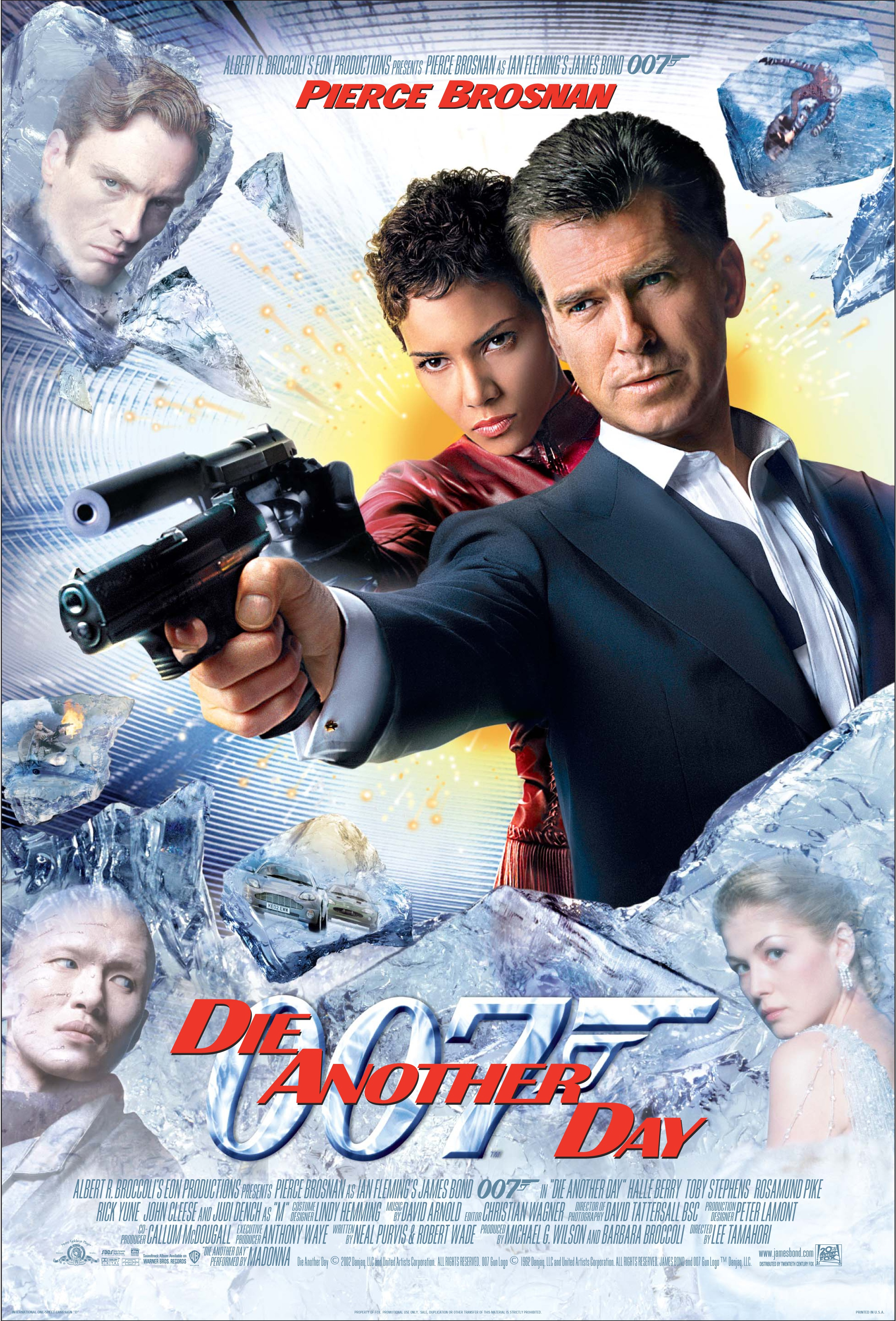 Die Another Day James Bond 007 Wiki