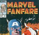 Marvel Fanfare Vol 1 18
