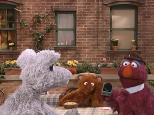 Org Sesame Street Three Bears And A New Baby – Billy Knight