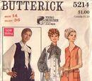 Butterick 5214
