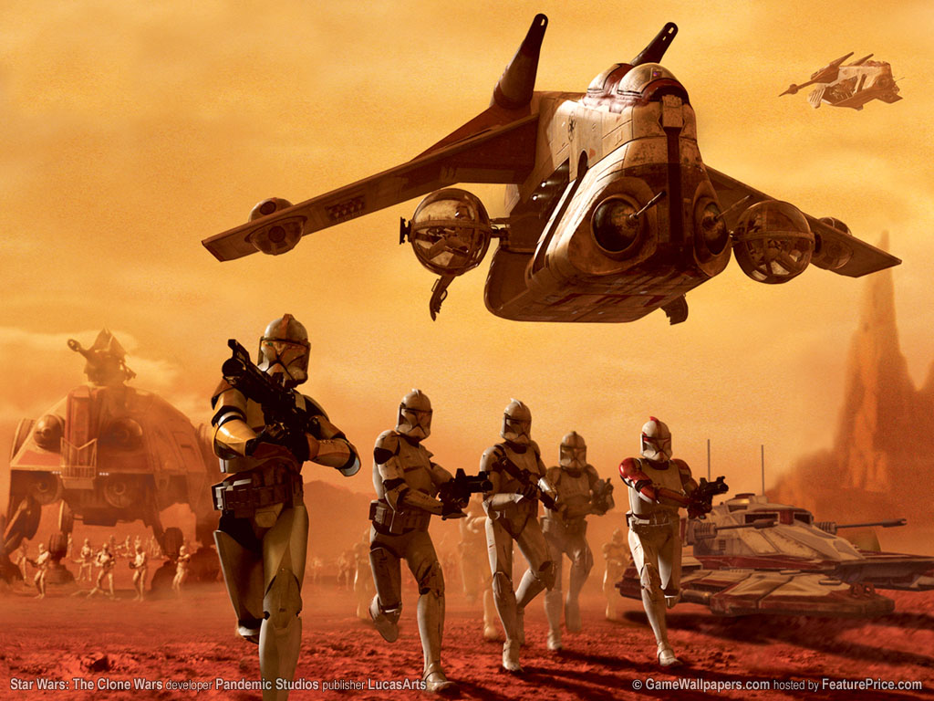 star wars the clone wars - photo #11