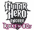 Guitar Hero Encore: Rock the 80's