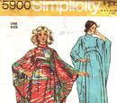 Simplicity 5900