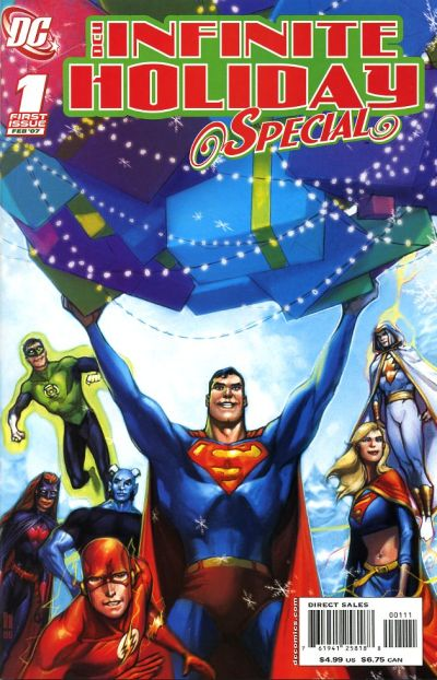 Podcast DC Earth - Page 2 DCU_Infinite_Holiday_Special_1