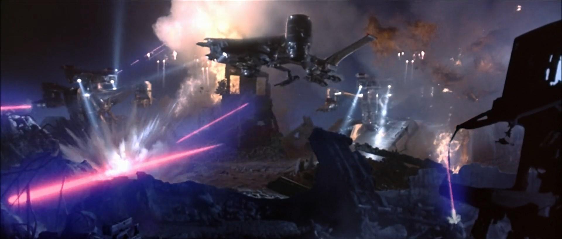 Terminator Machine War The War Against The Machines