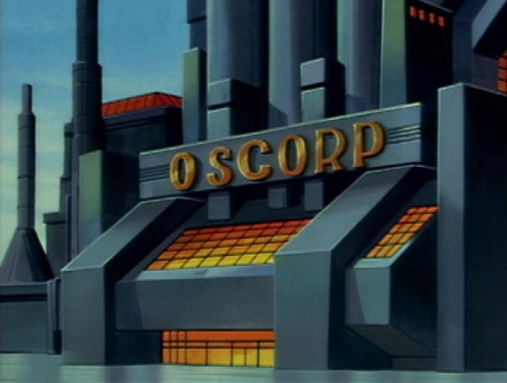 oscorp industries