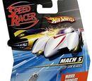 Speed Racer 1:64 Diecast Hot Wheels