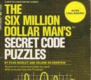 The Six Million Dollar Man's Secret Code Puzzles