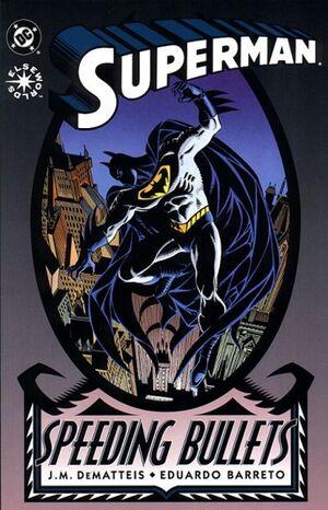 Cover for Superman: Speeding Bullets #1 (1993)