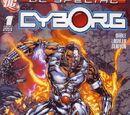 Cyborg Titles
