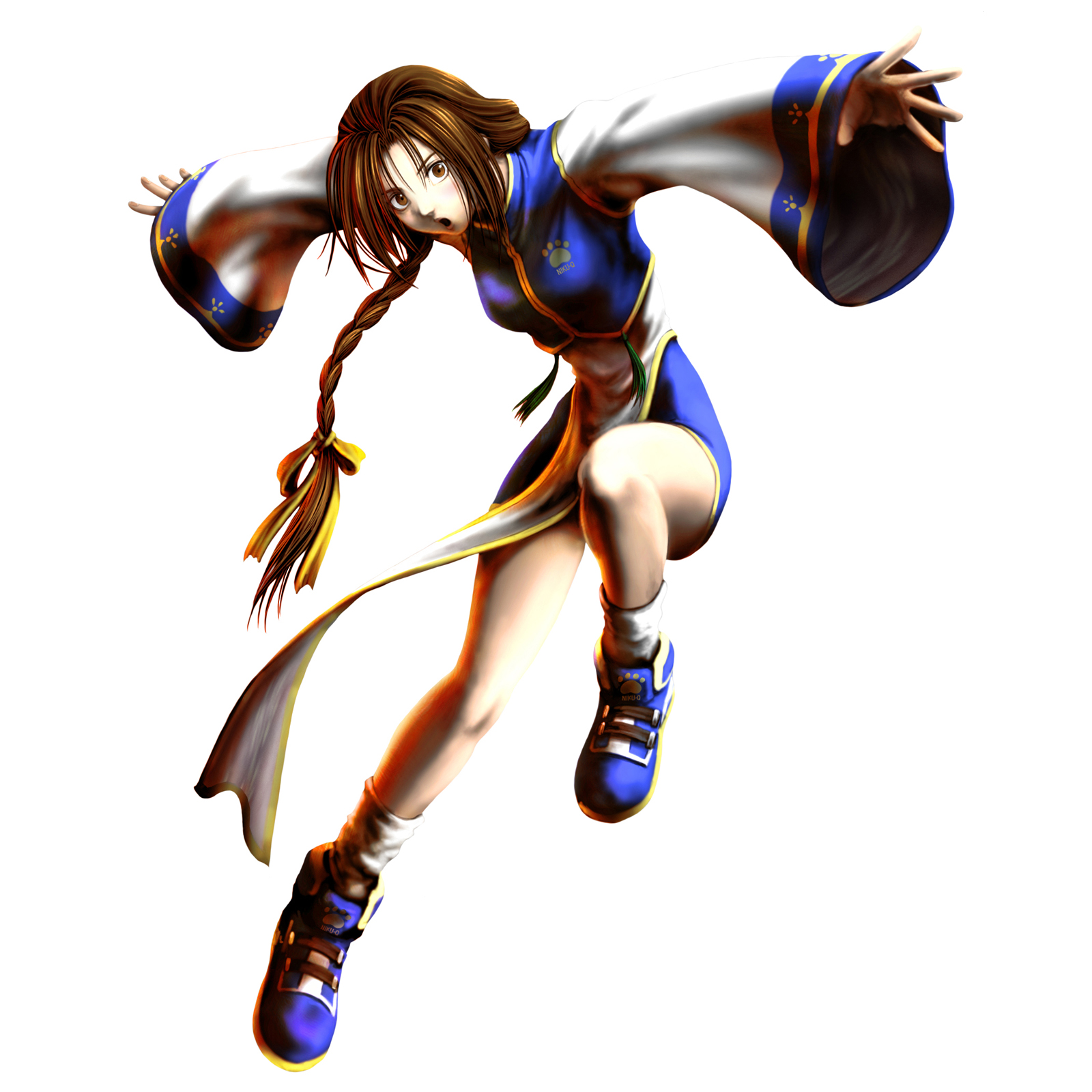 Bloody roar 4 nagi naked pics anime tubes