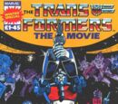 Transformers: The Movie (Marvel Comics)