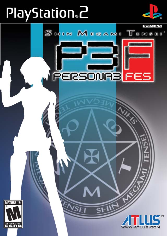 persona 3 fes japan rom