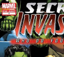Secret Invasion Who Do You Trust? Vol 1 1
