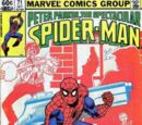 Peter Parker, The Spectacular Spider-Man Vol 1 71