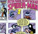 Peter Parker, The Spectacular Spider-Man Vol 1 123