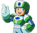 Mega Man Xtreme Character Images