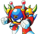 Mega Man X2 Maverick Images