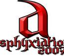 URWL Asphyxiation 2007