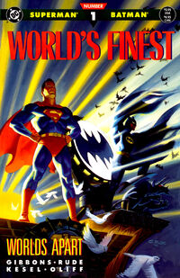 World's Finest Vol 2 1