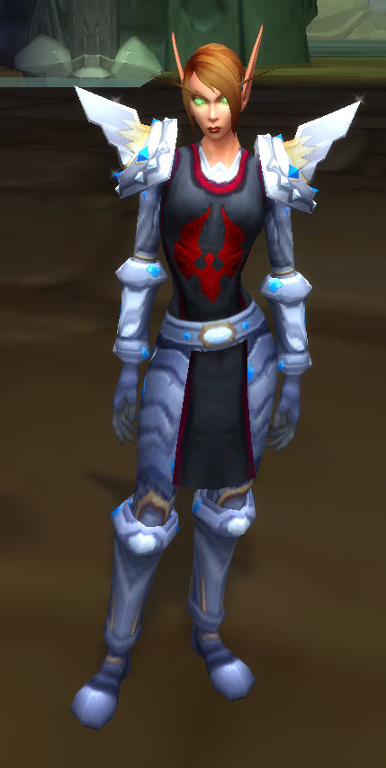 blood knight tabard how to get
