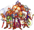 List of Breath of Fire Characters