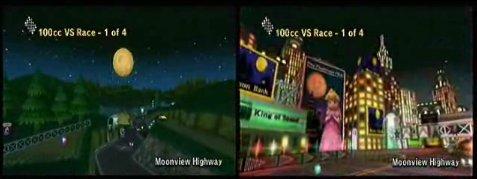 moonview highway the mario kart racing wiki mario kart