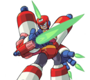 Mega Man & Bass Robot Master Images