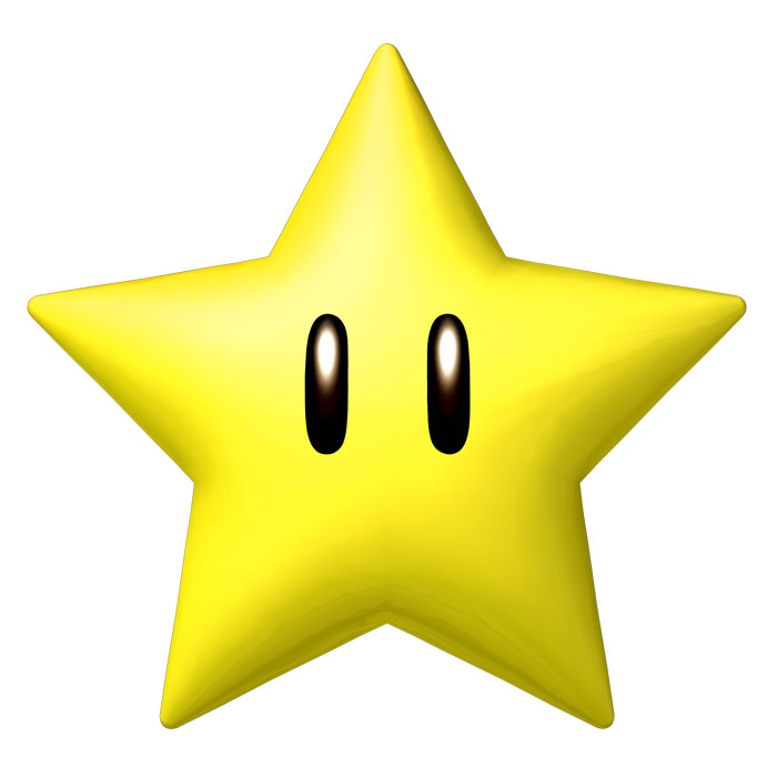 power star super mario galaxy - photo #10
