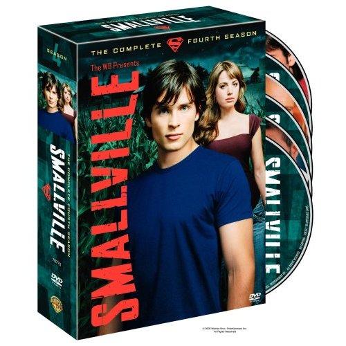 4 temporada smallville: