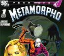 Metamorpho: Year One Vol 1