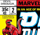 Devil Dinosaur Vol 1 2/Images