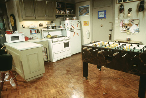 Chandler and Joey's apartment - Friends Central - Wikia