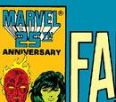 Fantastic Four vs. the X-Men Vol 1 2/Images