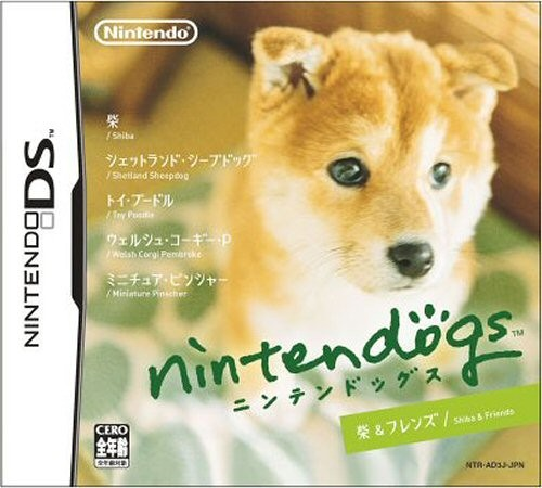 Nintendogs Dogs Pictures