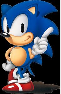 Sonic the hedgehog character wikiclassics
