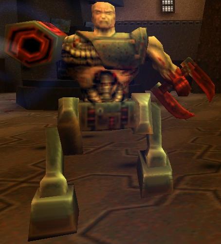 Gladiator (Q2) - QuakeWiki Quake Vore