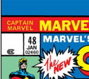 Captain Marvel Vol 1 48