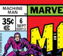 Machine Man Vol 1 6/Images