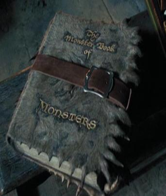The Monster Book Of Monsters Harry Potter Wiki