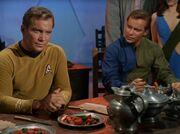Kirk und sein Android