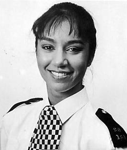 Female police officer first time slim teen 8