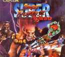Super Street Fighter II Turbo Images